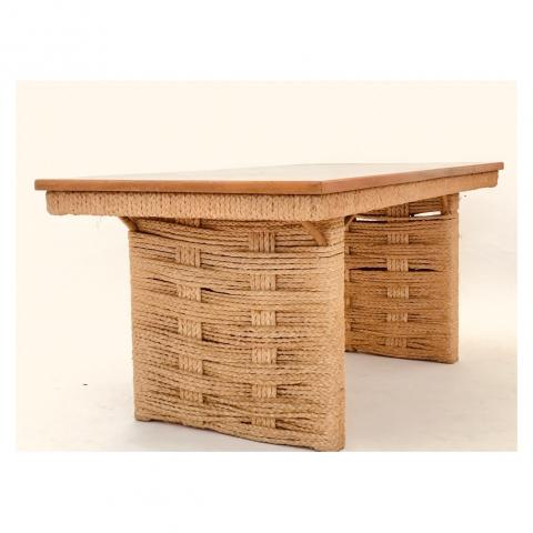 AUDOUX MINET TABLE DESK DESPREZ BREHERET
